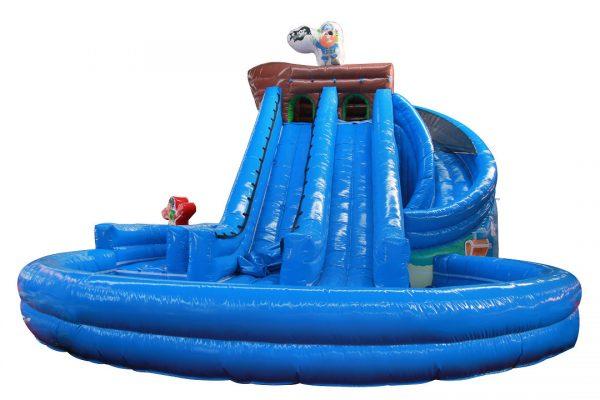 Pirate Water Slide And Pool Winsun Usa